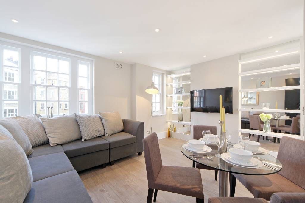 5a Carey Mansions, Rutherford Street, London, SW1P 2LT -  Image 1