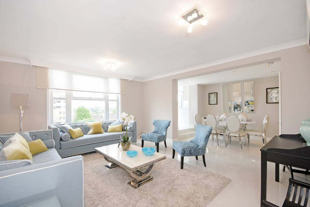 Flat 20, Boydell Court, St Johns Wood Park, NW8 6NL - Image 3